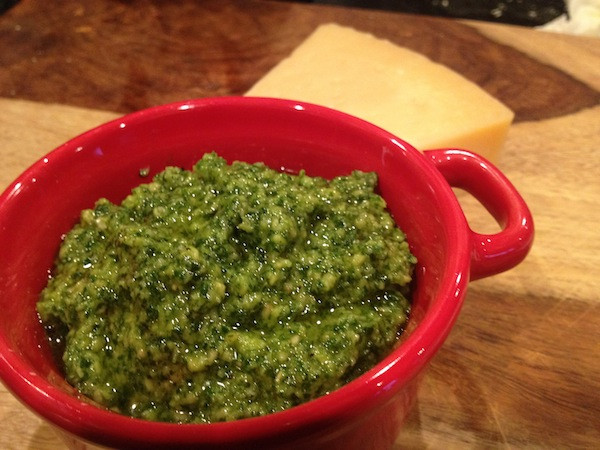 Fresh Basil Pesto