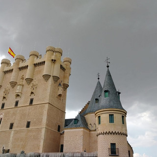 Spain.. Alcázar of Segovia.jpg