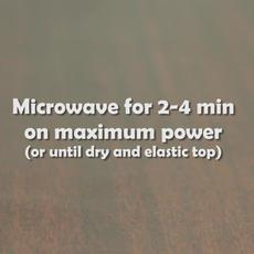 Vegan Microwave Brownie