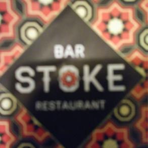 Bar Stoke Restaurant Barcelona Spain