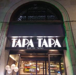 Tapa Tapa in Madrid Spain