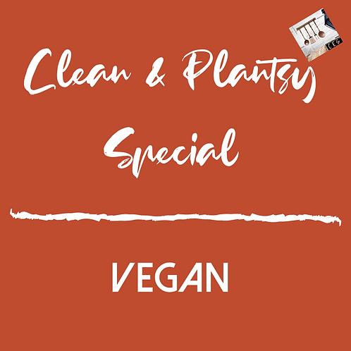 Clean & Plantsy Specialty Vegan Menu Plan