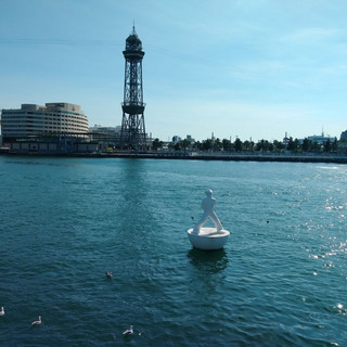 Spain.. Barcelona Mediterranean Sea (3).