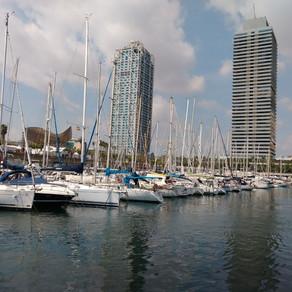Barcelona Spain waterfront