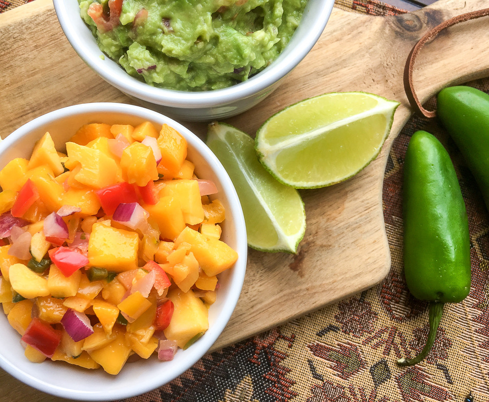 Great food, tasty cinco de mayo recipes in a flash and gardening basics