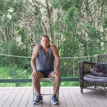 Desk Exercise Seated Shoulder Rolls