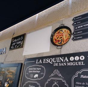 Madrid, Spain La Esquina De San Miguel