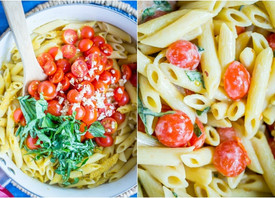 Coconut Vegan Pasta [Instant Pot®]