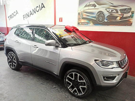 Jeep Compass 2.0 Limited 4x4 2019