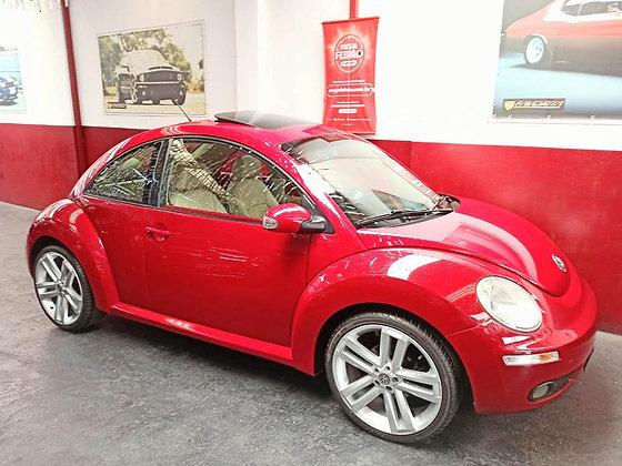 Volkswagen New Beetle 2.0 c/ Teto Top 2010
