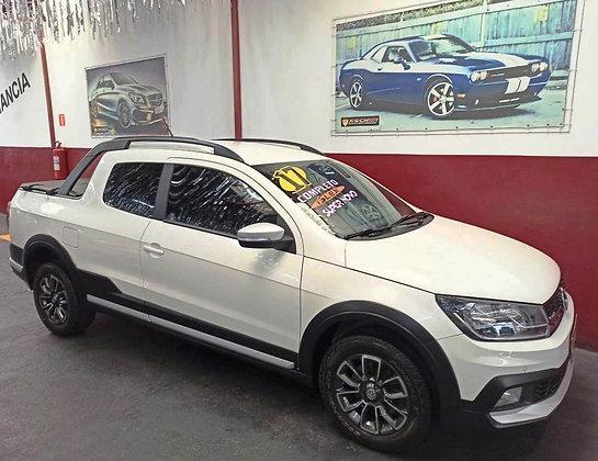 Volkswagen Saveiro 1.6 Cross Cab. Dupla Total Flex 2017