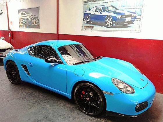 Porsche Cayman 3.4 S 2011