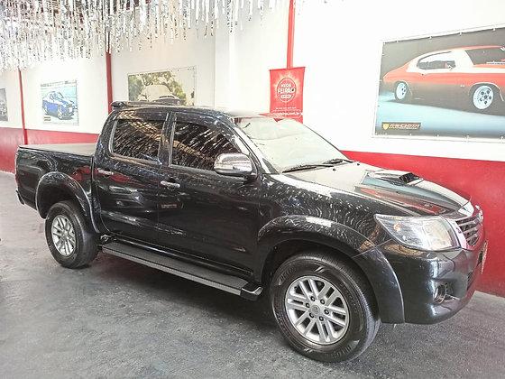 Toyota Hilux 3.0 Srv Top Cab. Dupla 4x4 2014