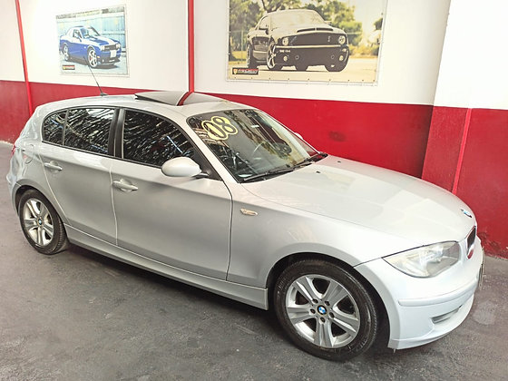 Bmw 120i Top C/ Teto 2008
