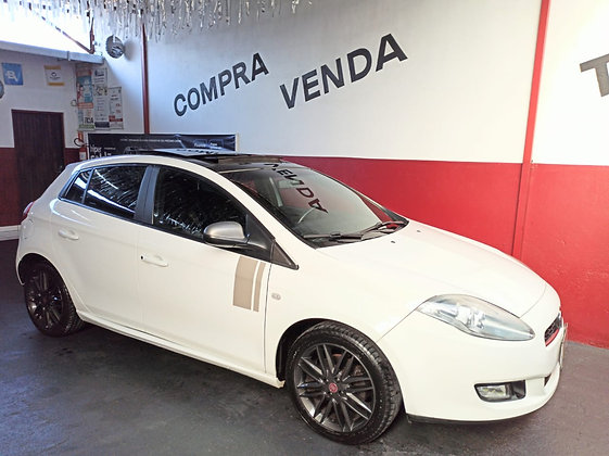 Fiat Bravo Sporting 1.8 Top C/ Teto 2014