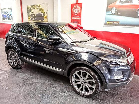Land Rover Evoque 2.0 Si4 Prestige Tech Pack 2012