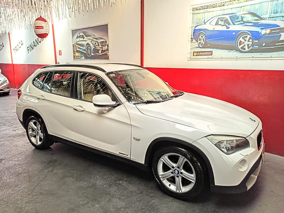 BMW X1 2.0 Sdrive 18i Top 2011