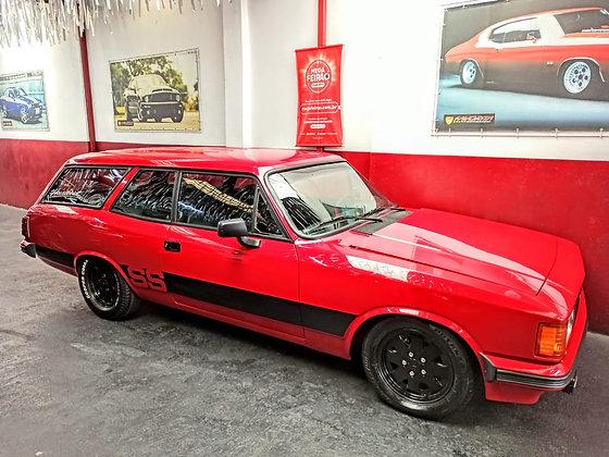 Caravan Comodoro 6cc Turbo1985