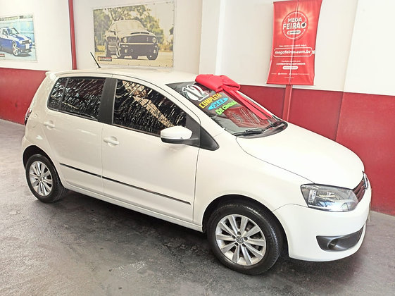 Volkswagen Fox 1.6 Prime Total Flex 2012