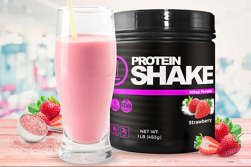 Hot Vita Shake (Strawberry)