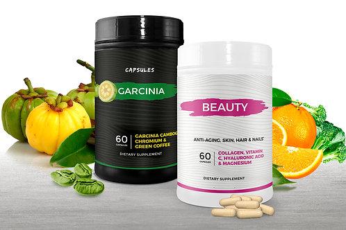 HV Beauty & HV Garcinia Kit
