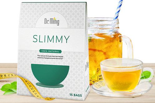 Dr. Ming's Slimmy Tea (15-Bags, 1 Pack)
