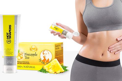 HS Gel (4 oz) + Dr. Ming's Pineapple Tea (15-pack)