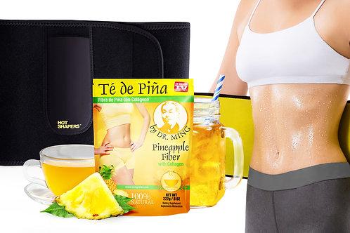 Hot Belt 2.0 Women + Dr. Ming's Pineapple Fiber (1-pack)