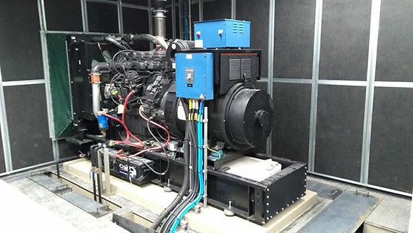 Cabine grandes motores