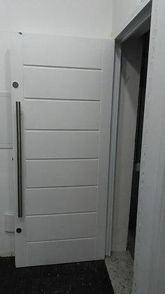 Porta escritório e consultório