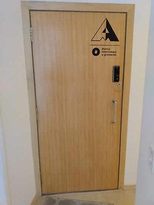 Porta para estúdios