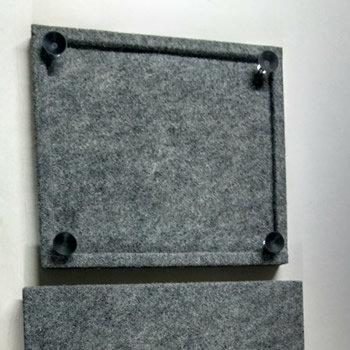 Base antivibração para equipamentos