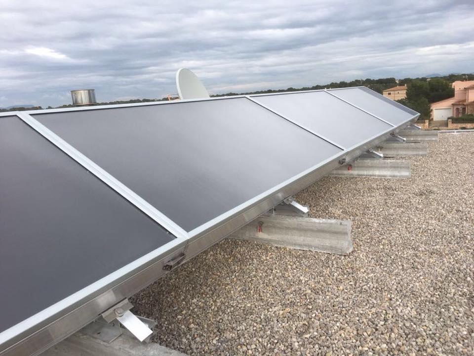 Fotovoltaik Solar Mallorca Dachdeckerei