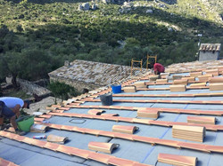 Ziegeldach Mallorca Dachdeckerei