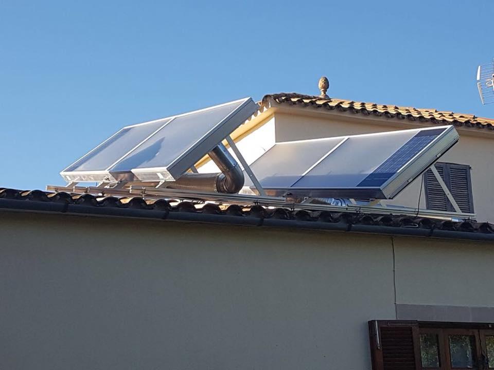 Fotovoltaik Mallorca Dachdecker
