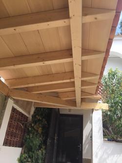 Unterkonstruktion Terasse Dachdecker Mallorca
