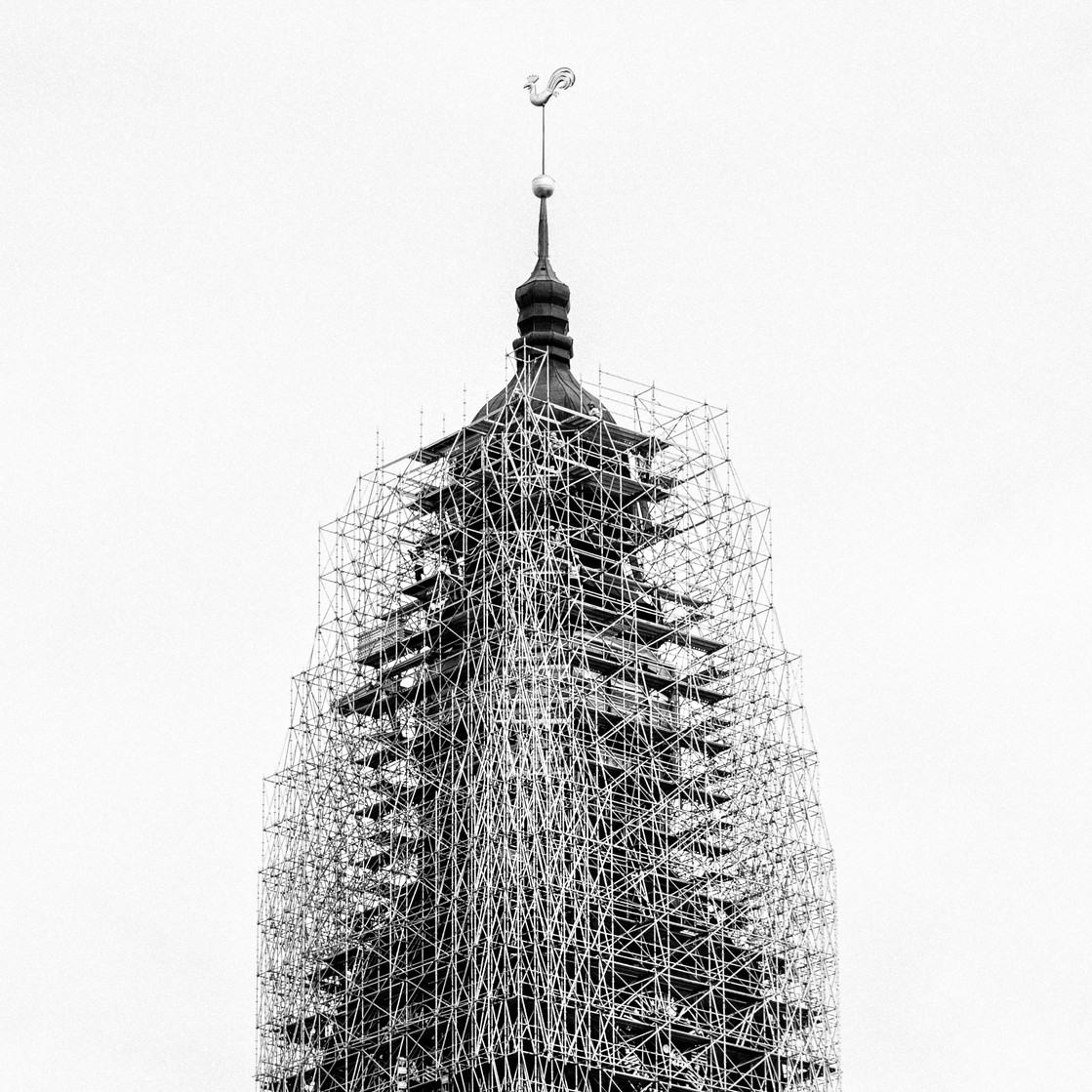 All Of Life's A Scaffolding For Things To Come