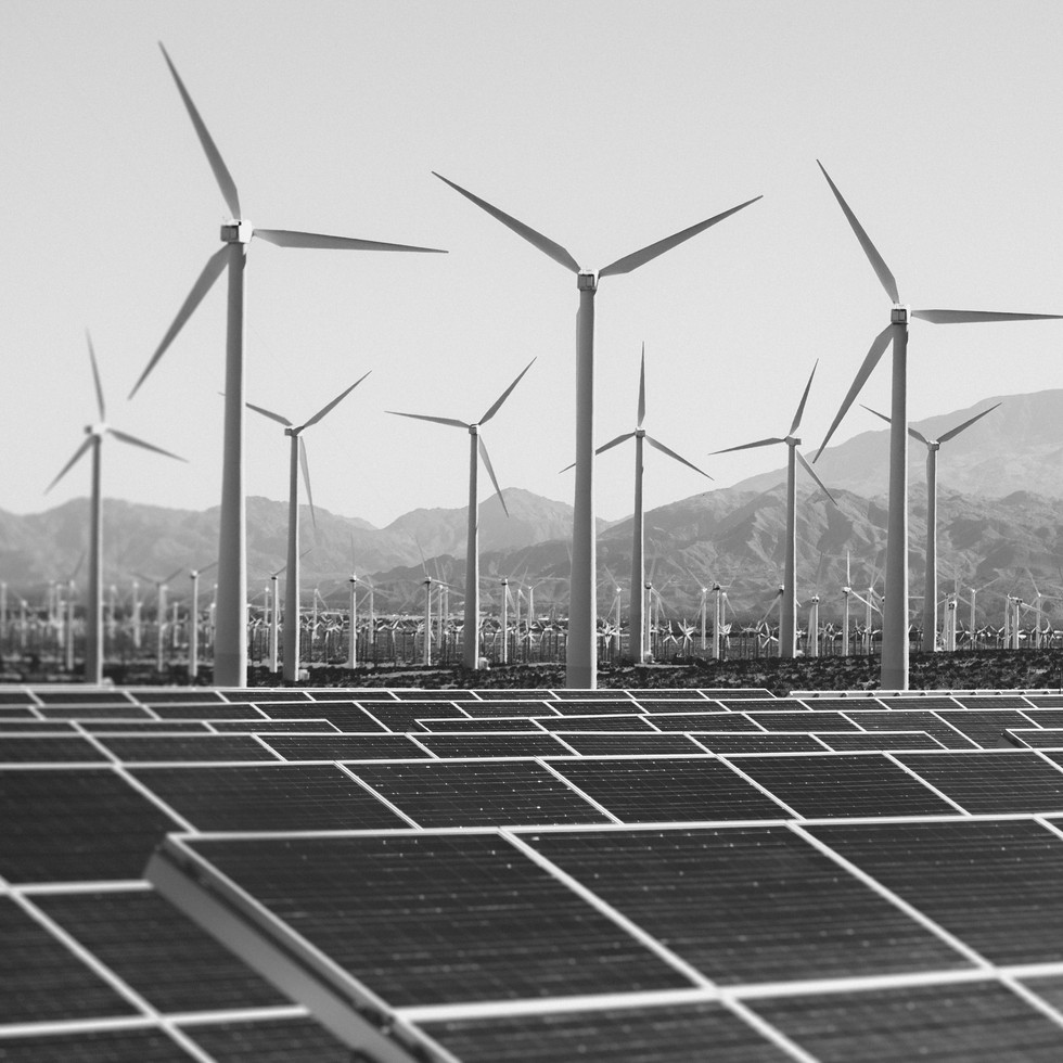 Wind and Solar, Palm Springs