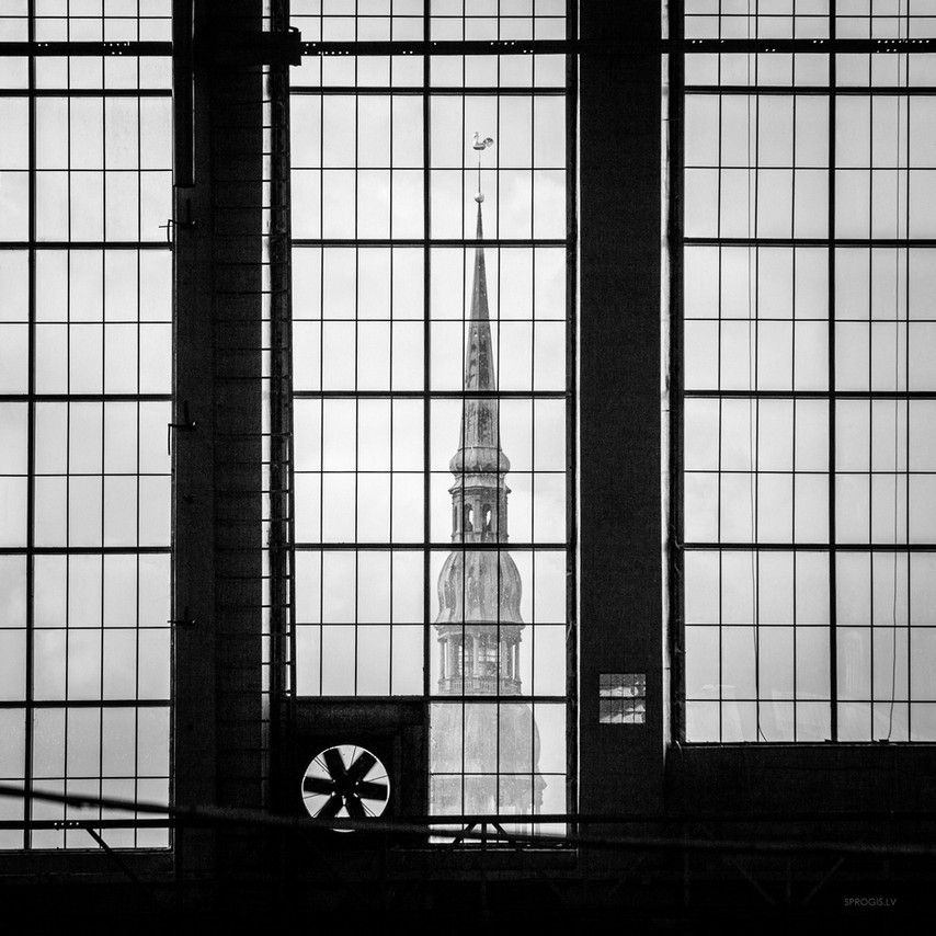 St. Peter's Cathedral, Riga