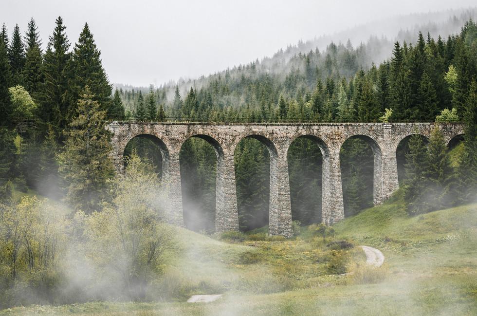 Bridge in Slovakia