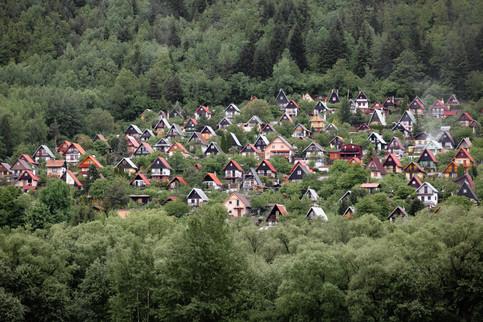 A Village in Slovakia