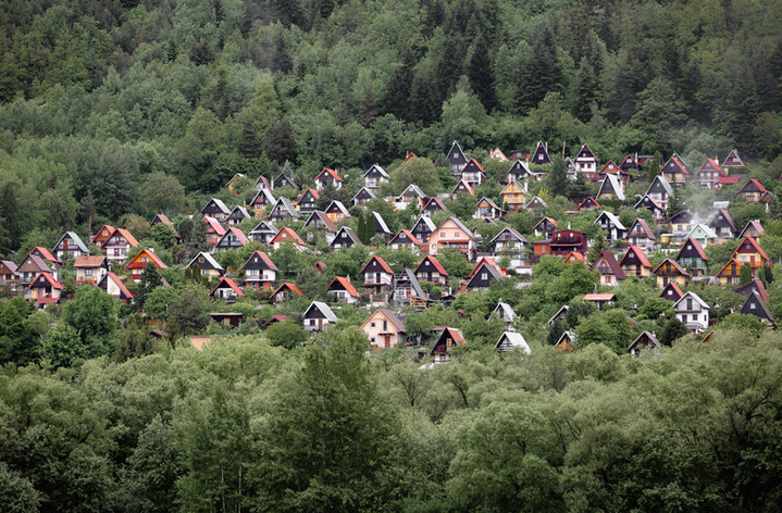 A Village in Slovakia