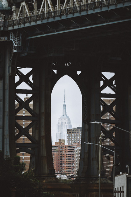 5km from Empire State Building