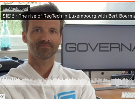Podcast: The Rise of RegTech in Luxembourg