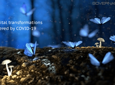 3 Digital transformations triggered by COVID-19