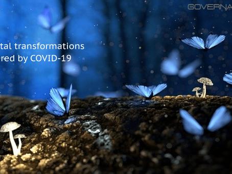 3 Digital transformations triggered by COVID-19