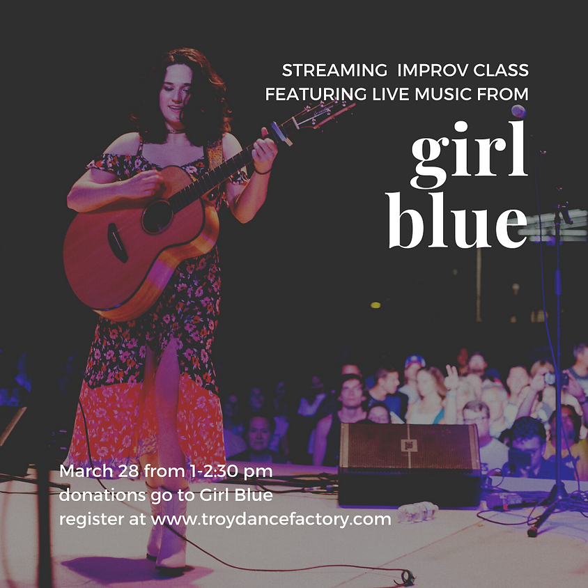 Acoustic Improv Live With Girl Blue