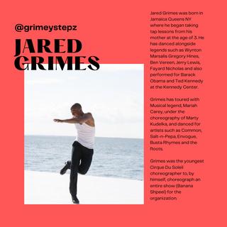 Jared Grimes