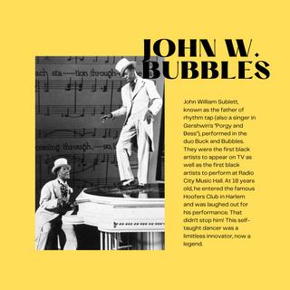 John W. Bubbles