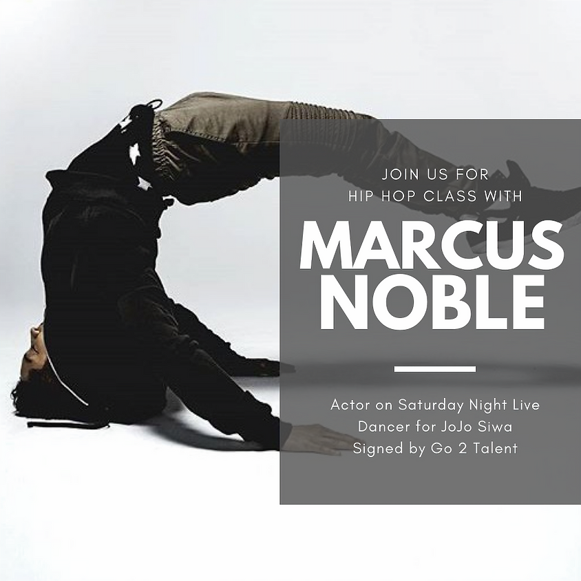 Hip Hop with Marcus Noble
